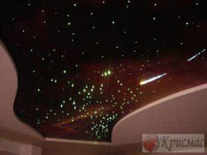 Звездное небо в гостиной