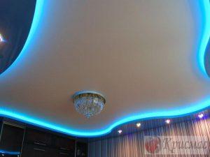 Парящий потолок в зал